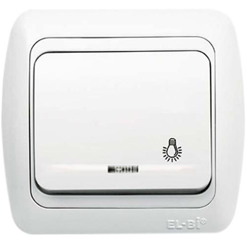 Control Switch-Illuminated Light