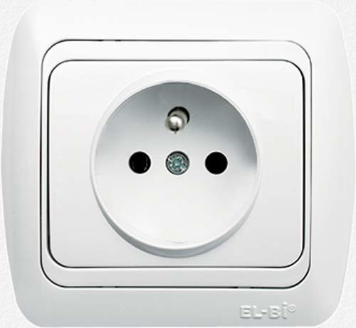 UPS Socket Outlet With Earth Pin