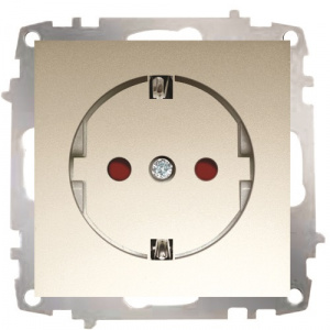 Childproof Socket Outlet Earthed