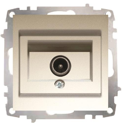Shielded TV Socket Outlet - End of Line