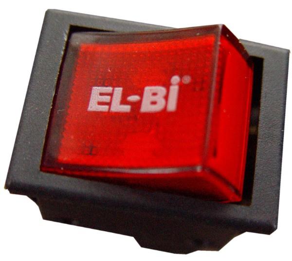 EL-BI KIPPSCHALTER mit EL-BI LOGO