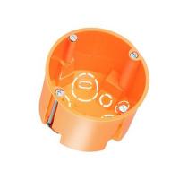 200er Pack Hohlwanddose Durchmesser 68mm Tiefe 50mm Halogenfree