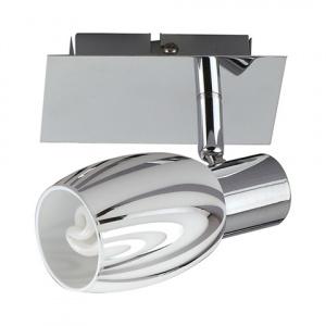HL790N 9W CHROME E14 220-240V CEILING LAMP