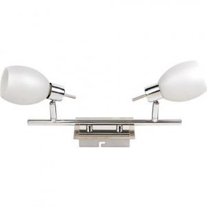 HL7172 2X40W CHROME G9 220-240V CEILING LAMP