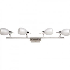 HL7174 4X40W CHROME G9 220-240V CEILING LAMP