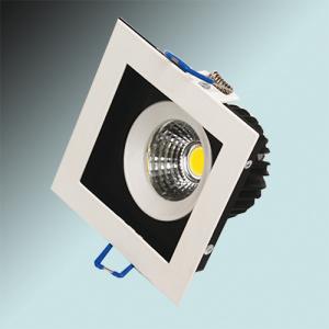 SABRINA-8 - Einbaustrahler - 8W Weiss 2700K COB LED...