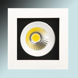SABRINA-8 - Einbaustrahler - 8W Weiss 6400K COB LED...