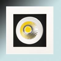 SABRINA-8 - Einbaustrahler - 8W Weiss 6400K COB LED Einbauspot