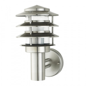 Gartenlampe Wandleuchte E27 Fassung - HL206