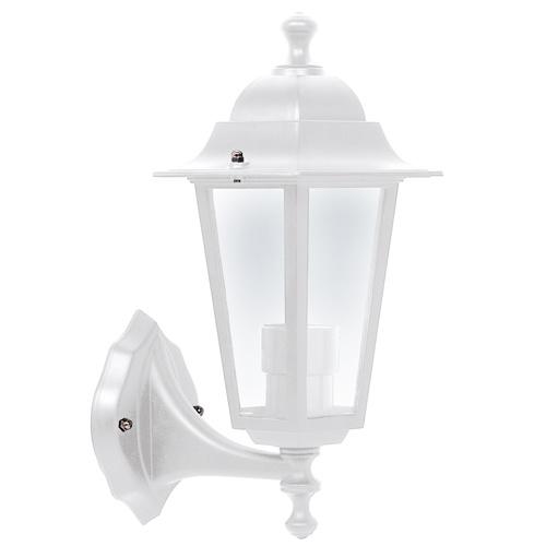 HL270 60W WHITE E27 220-240V GARDEN LAMP