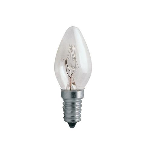 15W Klar Glühlampe Leuchtmittel E14 - HL416