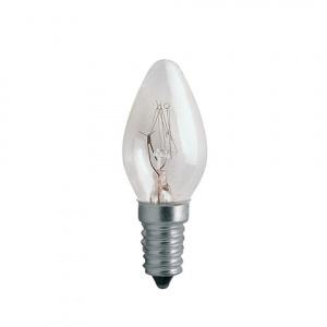 HL416 10W CLEAR E14 220-240V INCANDESCENT LAMP