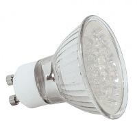 GU10 18X0.12W WEISS 220-240V LED LAMPE