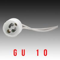 HL551  - GU10 Fassung Lampenfassung Sockel Keramik Halogen LED Strahler 230V