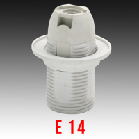 HL587 E14 LAMP HOLDER