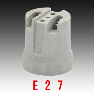 HL591 E27 PORCELAIN LAMP HOLDER
