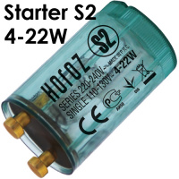 S2 STARTER Für Leuchtstoffröhre Leuchtstofflampe Neonlampe Neonröhre