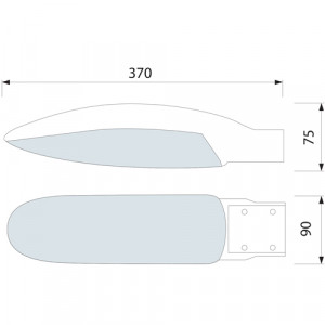 HL195L 26W 12LED Dunkel Grau Strassenlampe...