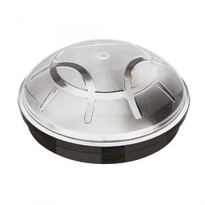 E27 Feuchtraumleuchte Nassraumleuchte Deckenlampe IP65 -...
