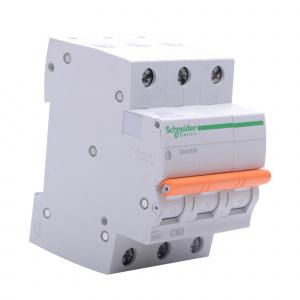 Domae Sicherungsautomat MCB 3kA 3P 63A C SCHNEIDER ELECTRIC