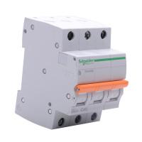 Domae Sicherungsautomat MCB 6kA 3P 40A C SCHNEIDER ELECTRIC