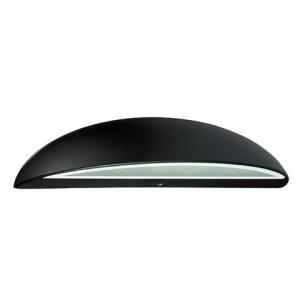 3W 4100K Schwarz LED Gartenlampe Außenleuchte - ZAKKUM