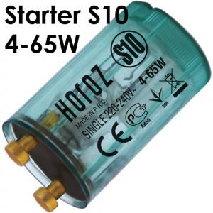 10er Pack S10 STARTER Für Leuchtstoffröhre...