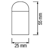 10er Pack HL586 - E14 Fassung Lampenfassung Leuchtmittelhalterung