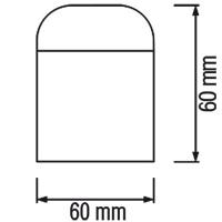 5 Stück HL585 - E27 Fassung Lampenfassung Leuchtmittelhalterung