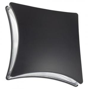 5,5W 4100K Schwarz LED Gartenlampe Außenleuchte -...