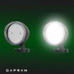 HL281L 5W BLACK 6400K 220-240V SMD LED GARDEN LAMP