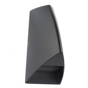3,5W 4100K Schwarz LED Gartenlampe Außenleuchte -...