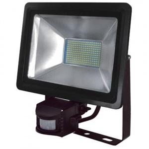 100W Schwarz 6400K LED Projektor Fluter Strahler m....