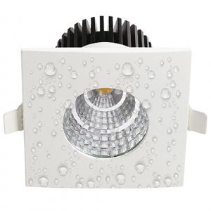 6W 4200K Naturweiss IP65 LED Einbaustrahler Feuchtraum -...