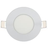 Slim-3 3W 2700K Ultraslim LED Panel Einbaustrahler Deckenleuchte Leuchte
