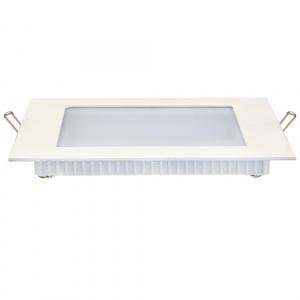 Slim / Sq-9 9W 4200K Ultraslim LED Panel Einbaustrahler...