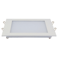 Slim / Sq-18 18W 2700K Ultraslim LED Panel Einbaustrahler Deckenleuchte Leuchte