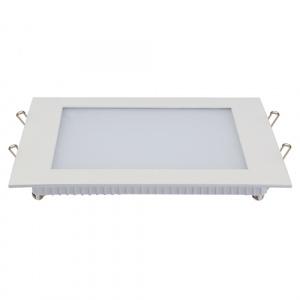 Slim / Sq-18 18W 4200K Ultraslim LED Panel Einbaustrahler...