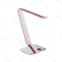 LED Tischlampe Bürolampe Leselampe Dimmbar 3 Licht farben Rot - Aigostar
