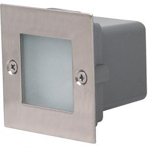 0,9W Weiss LED Wand Einbau Leuchte IP54 - GÜMÜS