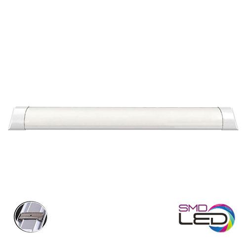 TETRA-36 - Slim LED Lichtleiste Deckenlampe - 120CM 36W 6400K