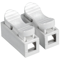 WIRE SPRING-2/6 Verbindungsklemme Druckklemme 2 Polige 6.0MM