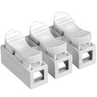 WIRE SPRING-3/1.5 Verbindungsklemme Druckklemme 3 Polige 1.5MM