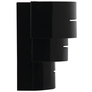 E14 Schwarz Dekoleuchte Wandleuchte Nachtleuchte - MENGEN