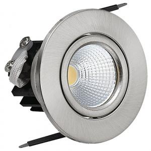 3W Matchrom 6500K COB LED Einbaustrahler Einbauleuchte...