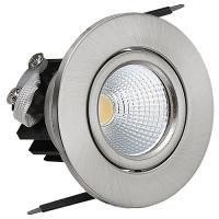 3W Matchrom 6500K COB LED Einbaustrahler Einbauleuchte Schwenkbar - SARA