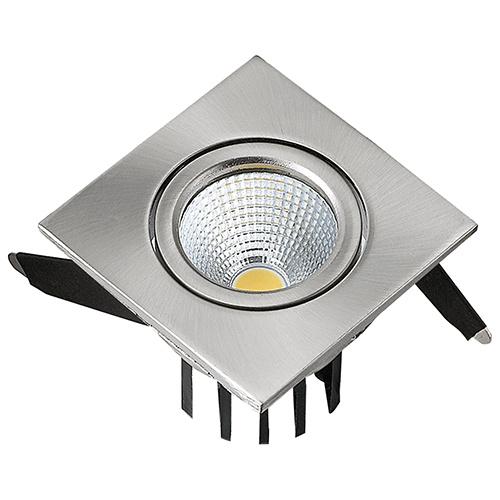 3W Matchrom 2700K COB LED Einbaustrahler Einbauleuchte Schwenkbar - DIANA