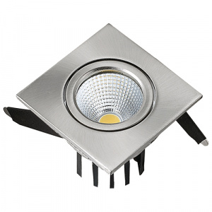 3W Matchrom 2700K COB LED Einbaustrahler Einbauleuchte...