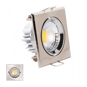 3W 2700K Matchrom COB LED Einbauspot Einbaustrahler -...