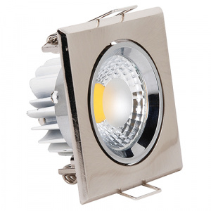 5W 2700K Matchrom COB LED Einbauspot Einbaustrahler -...